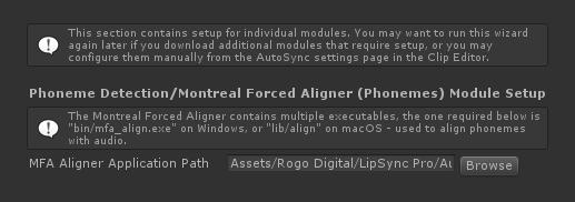 Rogo Digital - LipSync - Documentation